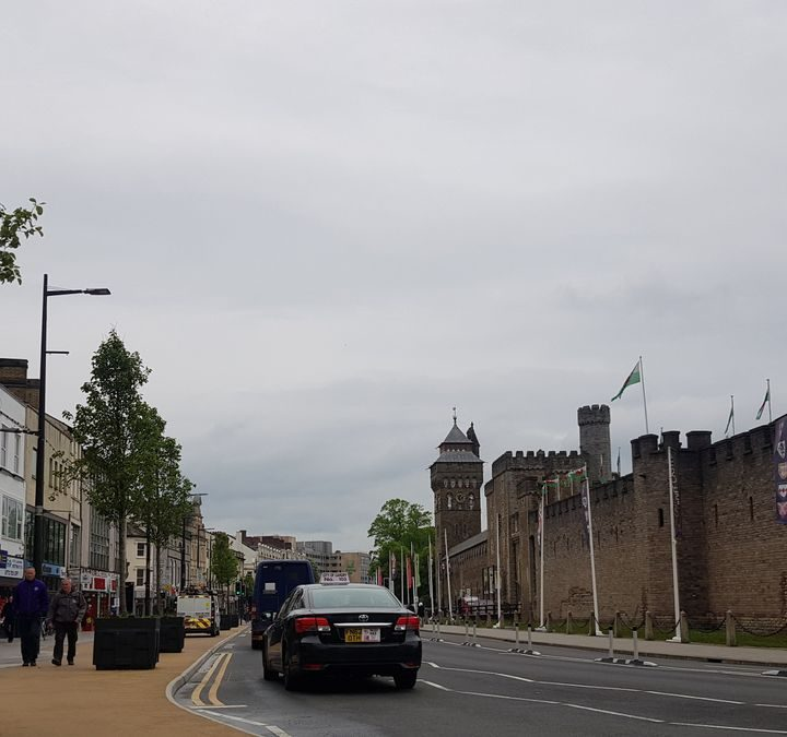 Cardiff's Castle Street to reopen to motors in the autumn