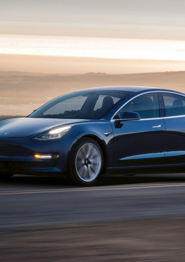 Tesla Model three turns into most famous battery electric powered vehicle on UK roads