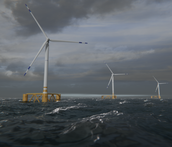 Siemens Gamesa and Siemens Energy Join Floating-Wind-Turbines-for-Hire Project