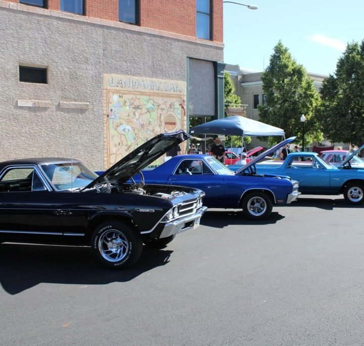 Blue Mountain Car Show returns for another thrilling end of the week, July 9-11