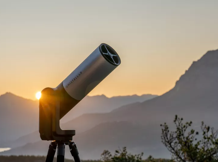 Telescope manufacturer Unistellar joins camera giant Nikon to increase access to high-tech sky observations