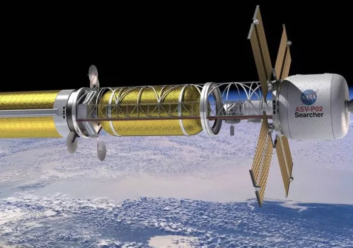NASA and DOE fund three nuclear thermal space propulsion concepts