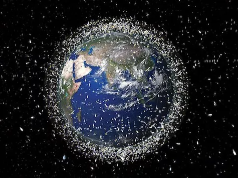 The world needs space junk standards, G7 countries agree to