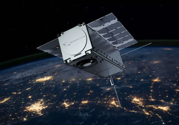 Startup Spiral Blue hopes that computers in space will revolutionize access to Earthobservation   data