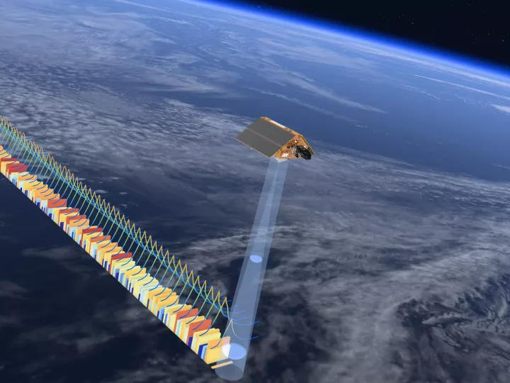 The Sentinel 6 satellite is now tracking the Earth's sea level rise with unprecedented precision