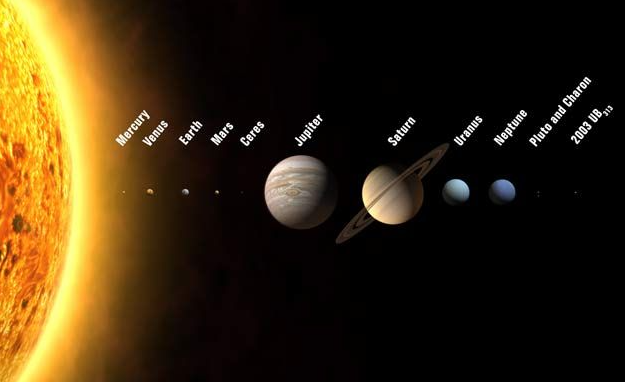 Top 10 Extreme Planetary Facts
